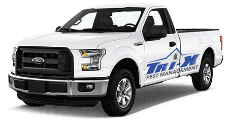 Tri-X Pest Management Truck