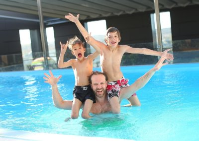 No More Pool Days for Pests!