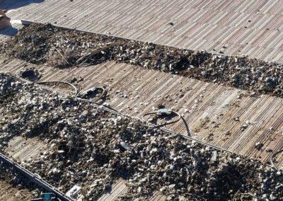 Solar Panel Pigeon Poop Before 2